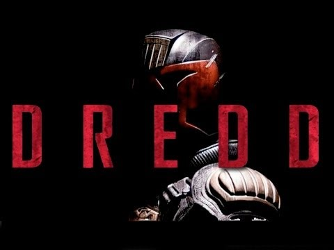 DREDD 3D – Cool new Poster Art