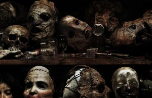 TEXAS CHAINSAW 3D Horrific Poster
