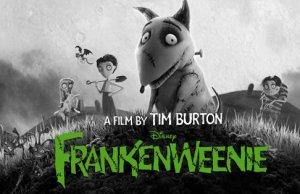 FRANKENWEENIE - Funny Film Clip