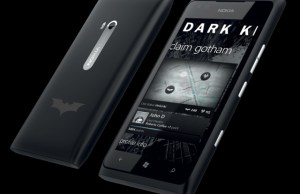 The Nokia Lumia 800 Dark Knight Edition Phone Launched In India