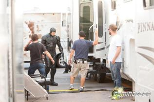 robocop set photos