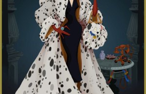 If Disney Villains Lived Happily Ever After (3)