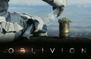 OBLIVION posters