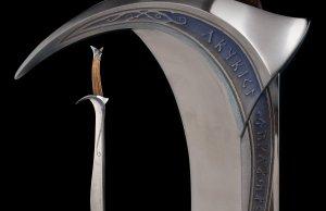 Hobbit sword replica