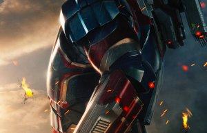 IRON MAN 3 - Don Cheadle Poster!