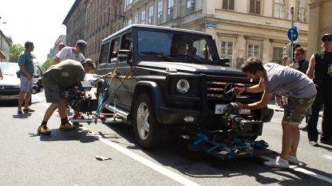 die hard behind the scenes photos