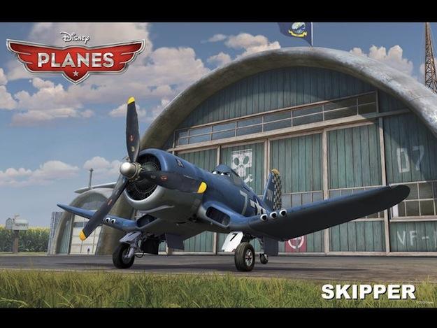 Planes-Skipper