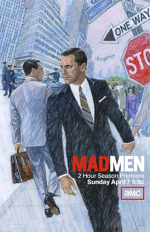 Mad Men art