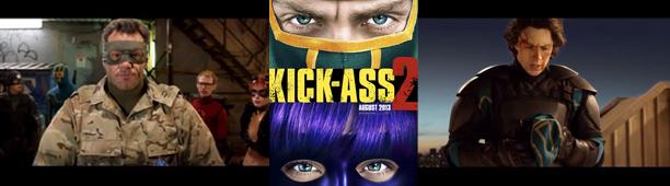 Kick-Ass 2 - Heroes vs. Villains