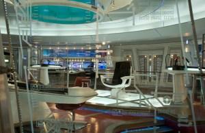 Redesigned U.S.S. Enterprise