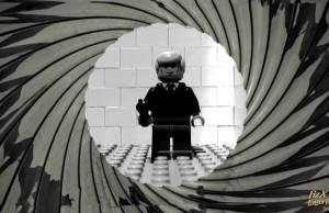 Lego Remake Opening Scene From Casino Royale