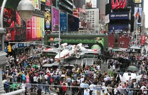 Lego: Full-Sized X-Wing Fighter