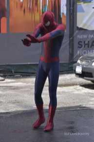 New Amazing Spiderman 2 Set Video