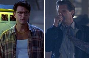 Jeff Goldblum and Bill Pullman