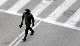 Winter Soldier in CAPTAIN AMERICA 2