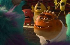 Monsters University Screens