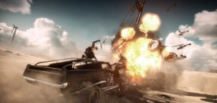 Mad Max Video Game 2014
