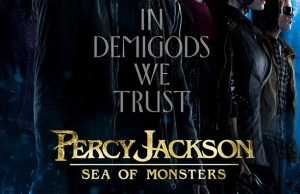 New Poster for Percy Jackson: Sea of Monsters