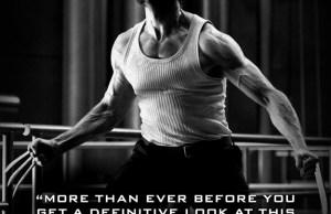 New Photo Wolverine Quote