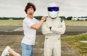 Benedict Cumberbatch and STIG
