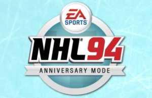 NHL 94 Anniversary Mode