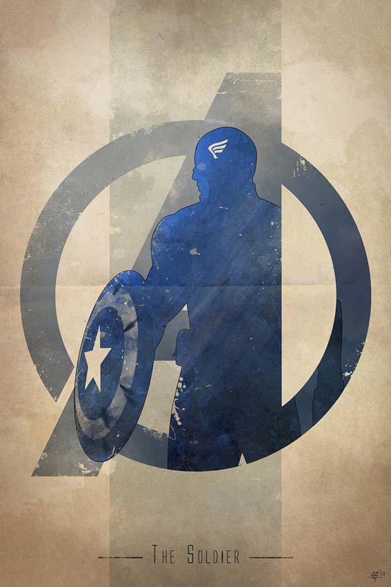 Anthony-Genuardi-Avengers-Logo-Captain-America
