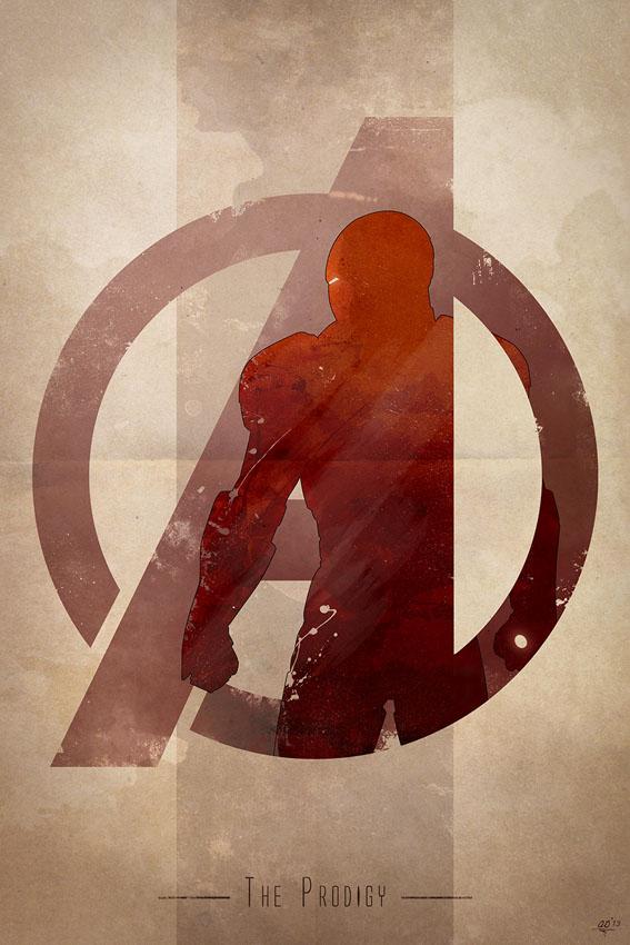 Anthony-Genuardi-Avengers-Logo-Iron-Man