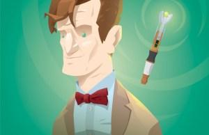 Dr. Who Brilliant Artwork