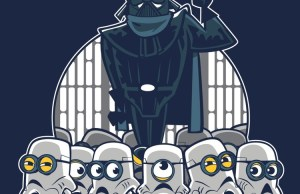 STAR WARS Minion Mashup Art