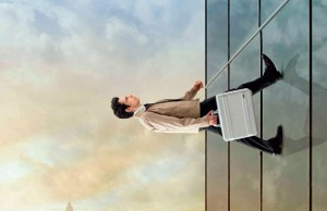 Walter Mitty gravity poster