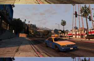 Time-Lapses Created In GTA5