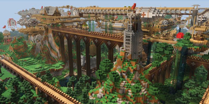 minecraft-dockland
