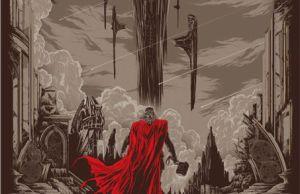 THOR dark world Mondo Posters