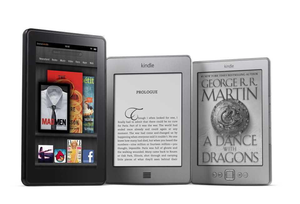 Book vs. eBook