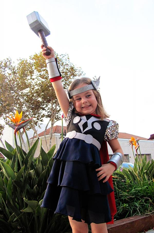 Tiny Princess Thor