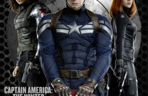 Captain America: The Winter Soldier Empire Covers
