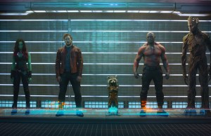Official Photo from GUARDIANS OF THE GALAXY