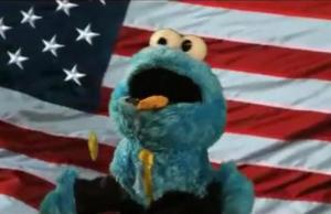 THE WOLF OF SESAME STREET