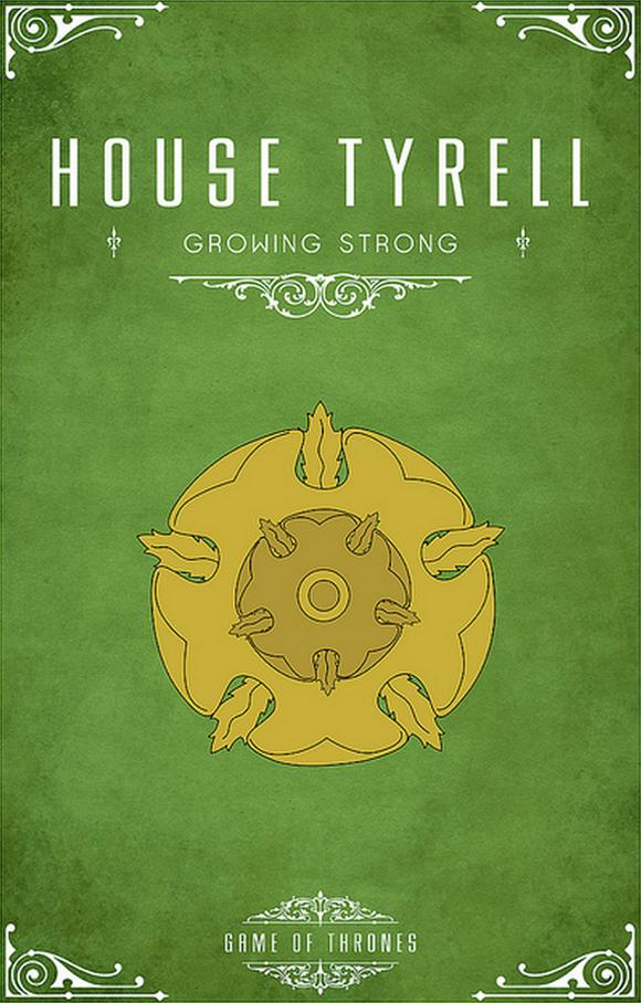 HouseTyrell