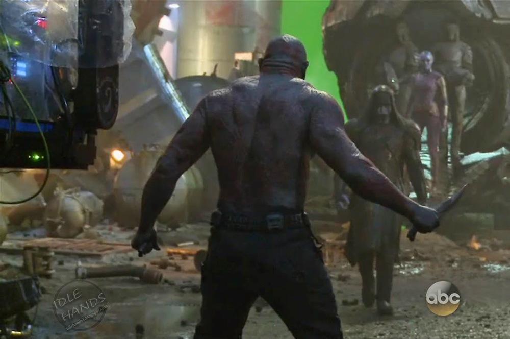 Marvel Studios Assembling A Universe Gardians of the Galaxy 6