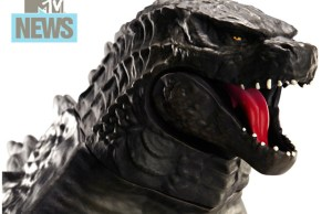 3 Feet Long Godzilla Toy Revealed