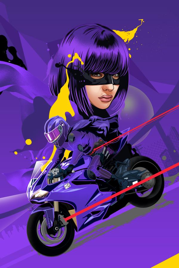 Superhero Art – FizX (7)