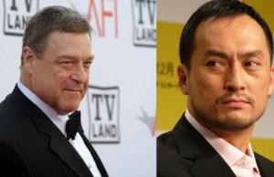 John Goodman and Ken Watanabe