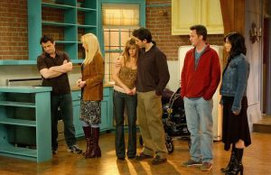 Friends ended 10 years ago tonight