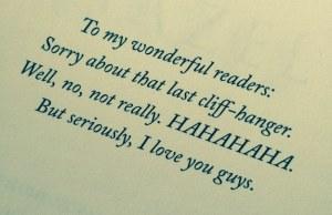 Brilliant Book Dedications