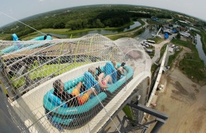 World's Tallest Water Slide Is Now Open