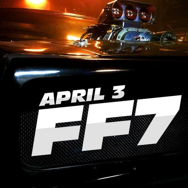 Fast furious 7 release date in Australia