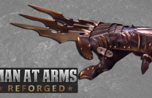 Forging the Ultimate Hybrid Weapon: Batman's Wolverine Claws