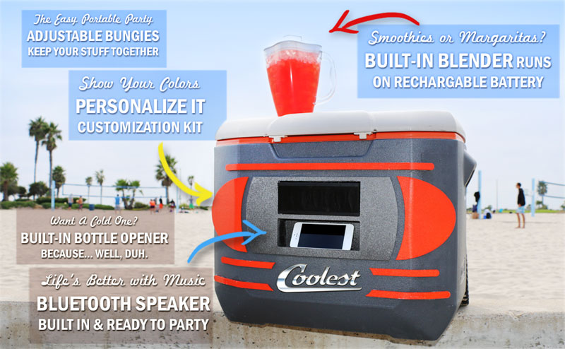 'The Coolest' Cooler For This Age
