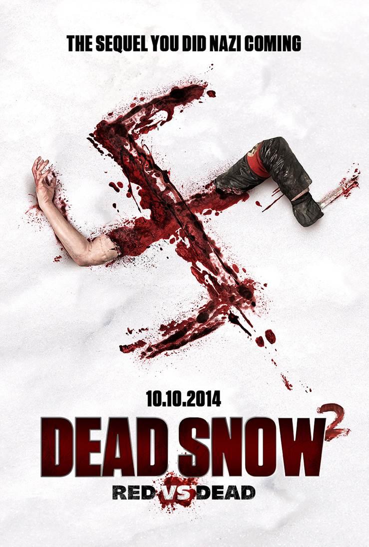 DEAD SNOW: RED VS. DEAD Postervvvvvvvv